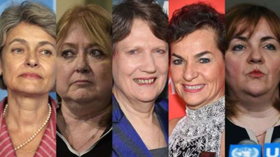 Is it possible that a woman replaces Ban Ki-Moon in the UN election?